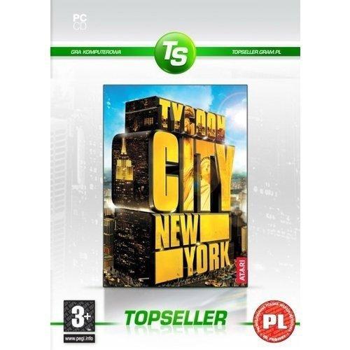 TYCOON CITY NEW YORK PC CD