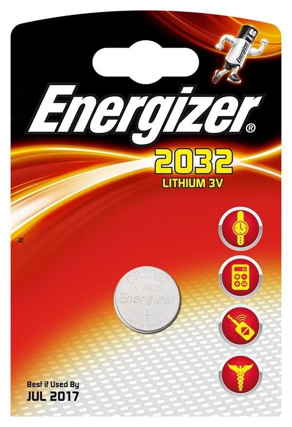 BATERIA ENERGIZER CR2032 PŁYTA