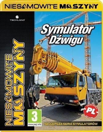 SYMULATOR DŹWIGU PC DVD