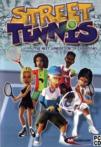STREET TENNIS CD