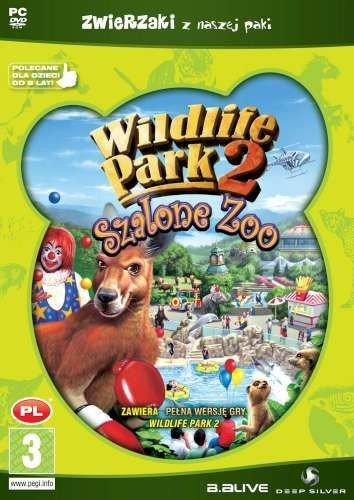 WILDLIFE PARK 2:SZALONE ZOO/08