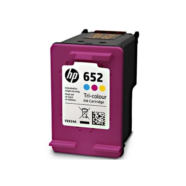 Tusz HP 652 Color