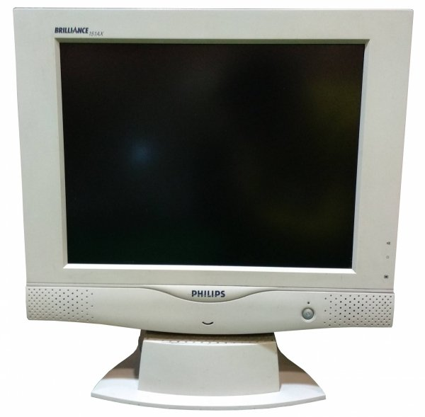 "Philips Brilliance 151AX - LCD monitor - 15.1""  (używany)"