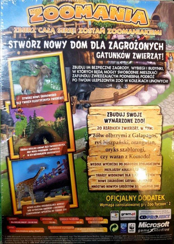 ZOO TYCOON 2:NA RATUNEK... /08