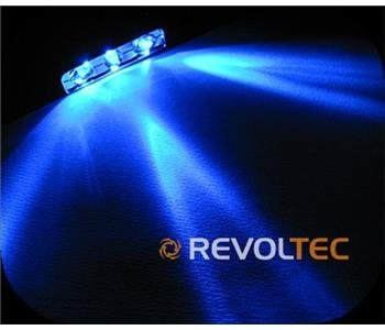 Laser Led niebieskie Revoltec