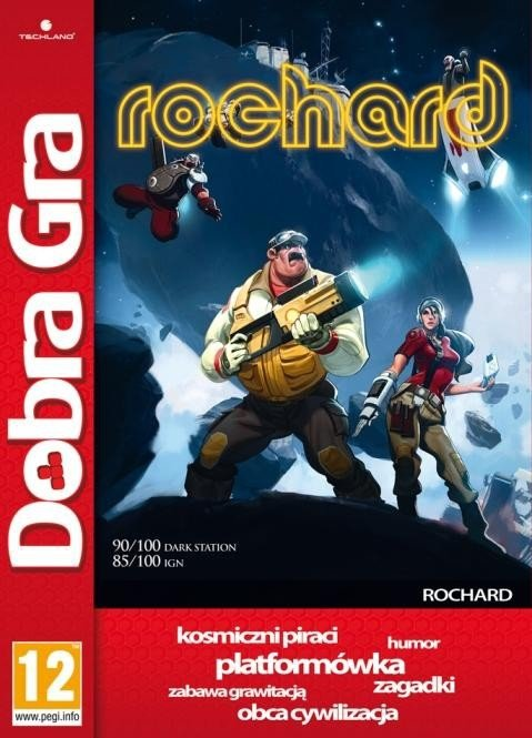 ROCHARD                 PC DVD