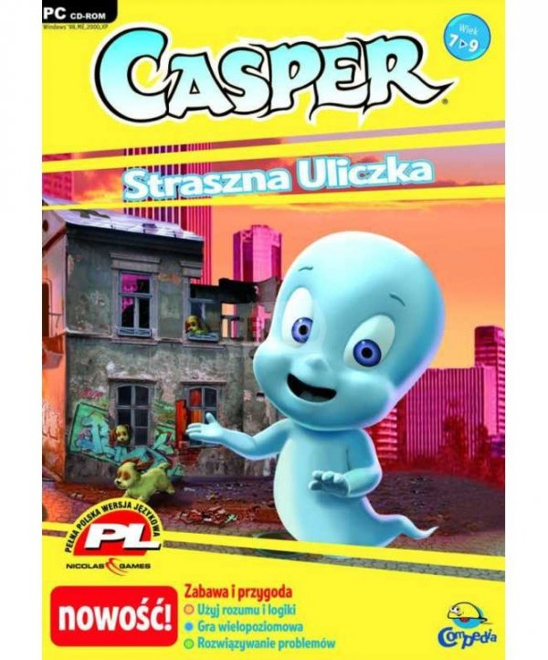 CASPER STRASZNA ULICZKA PC