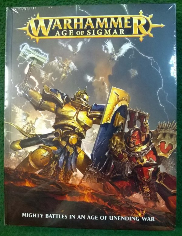 Warhammer Age of Sigmar - Mighty Battles in an Age of Unending War