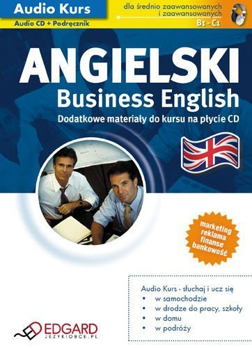 AUDIO KURS ANGIELSKI: BUSINESS ENGLISH