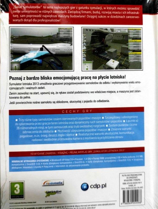 Gra Symulator lotniska 2013 PC