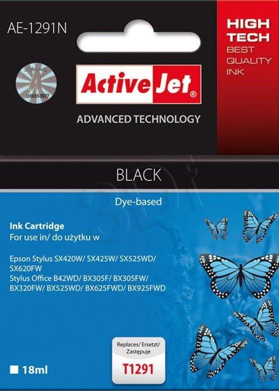 Epson T1291 BLACK ACTIVEJET