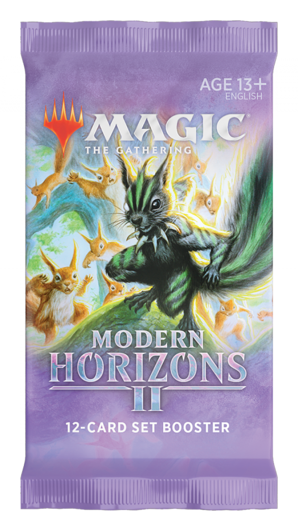 MTG - Modern Horizons 2 Set Booster