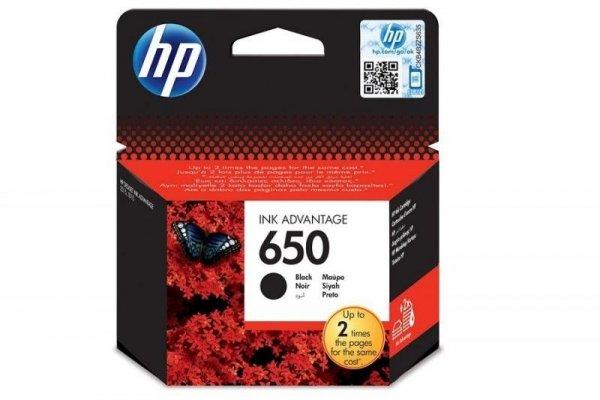 HP nr 650 Black CZ101AE