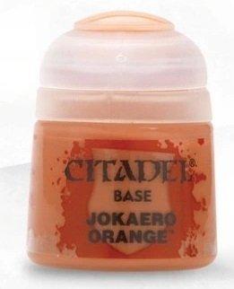 Farba Citadel Base: Jokaero Orange 12ml
