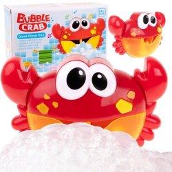 Zabawka do kąpieli krab generator piany