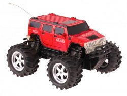 Samochód RC 6568-330N Monster Truck czerwony