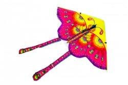 Latawiec duży 90cm motyl mix kolor