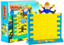 Gra Rodzinna Spadające Cegły Zbuduj Mur Wall Game