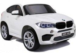 Auto Na Akumulator NOWE BMW X6M Białe