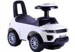 Jeździk dla Malucha 613W Dźwięk + Światła Biały