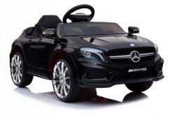 Mercedes GLA45 AMG Lakierowany Czarny Auto na Akumulator