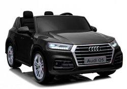 Pojazd na Akumulator Nowe Audi Q5 2-osobowe Czarne