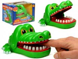 Gra zręcznościowa Krokodyl u dentysty