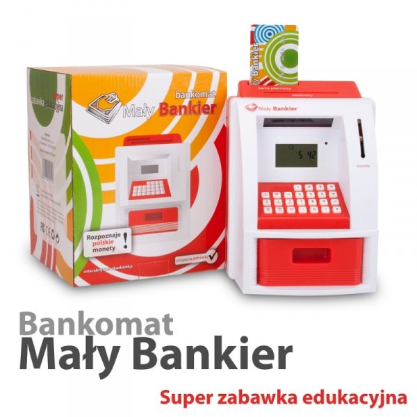 Bankomat Mały Bankier