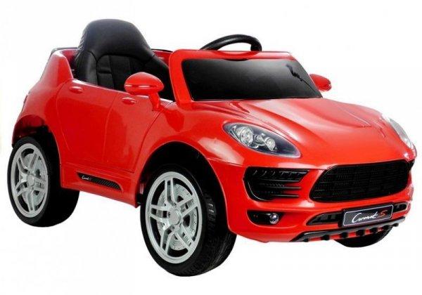 Auto na akumulator Coronet S Czerwony