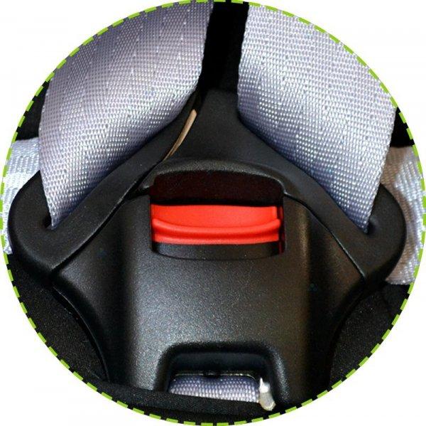 Fotelik samochodowy BSX BS01 2801-490 0-25 kg czarny - solidny, mocny, bezpieczny