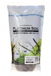 Platinum Soil Black Powder podłoże dla roślin lub krewetek 8L