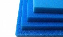 Wkład Filtracyjny Gąbka 20X20X5 10PPI Niebieska