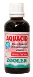 Zoolek Aquacid Obniża Ph Wody I Twardość Węglanową 30Ml