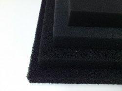 Wkład Filtracyjny Gąbka 15X15X3 45PPI Czarna