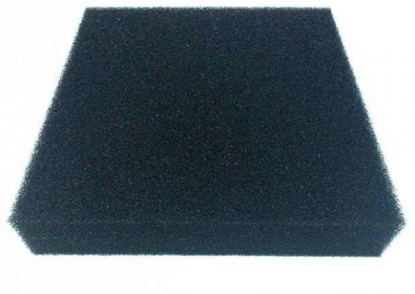 Wkład Filtracyjny Gąbka 25X25X3 10PPI Czarna
