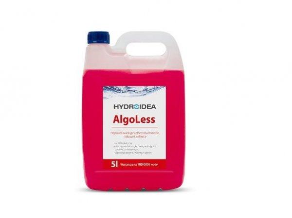 Algoless 5L Na Glony w Oczku Wodnym