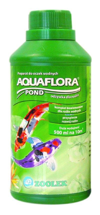 Zoolek Aquaflora Pond Oczko Wodne 500Ml Nawóz Mikro Makro