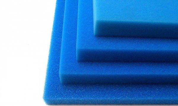 Wkład Filtracyjny Gąbka 20X20X3 20PPI Niebieska