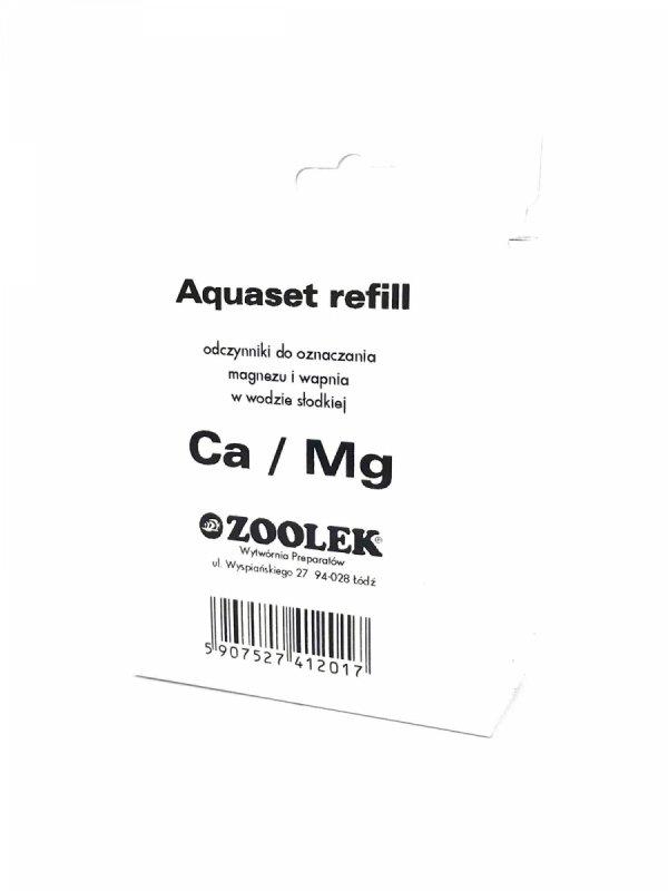 Zoolek Uzupełnienie Testu Ca/Mg Wapń Magnez