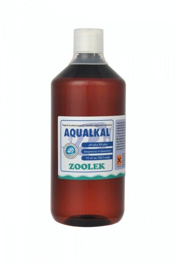 Zoolek Aqualkal Podnosi Ph Wody I Twardość Węglanową 1000Ml