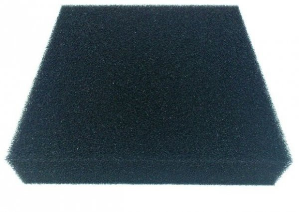 Wkład Filtracyjny Gąbka 20X20X3 20PPI Czarna