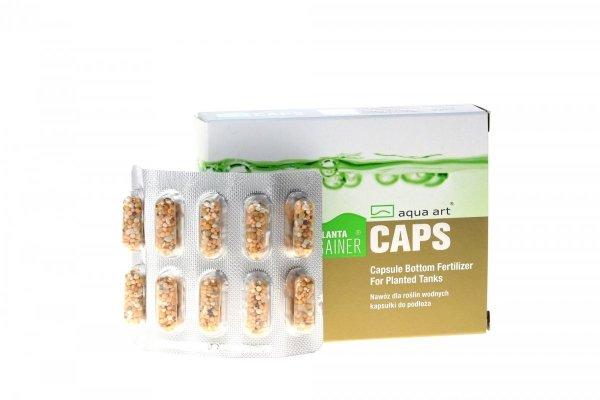 Aqua Art Caps 10szt Blister Kapsułek Nawozowych MOC