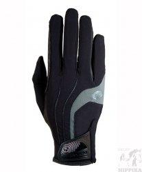 Rękawiczki ROECKL MALIA, grey