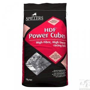 SPILLERS HDF Power Cubes 20 kg dla koni w intensywnym treningu. Wysokoenergetyczna