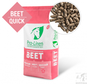 Pro-Linen® Beet Quick 20 kg - Szybkie i zbilansowane wysłodki buraczane