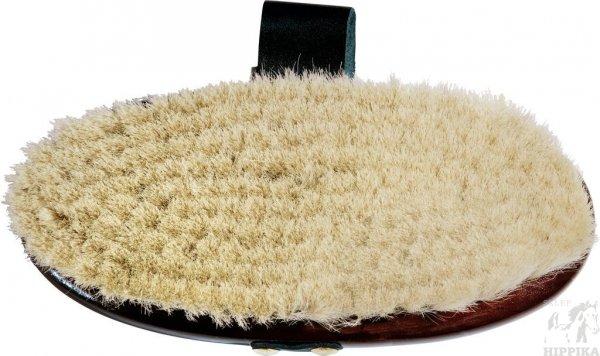 YORK Szczotka drewniana naturalna kozia
