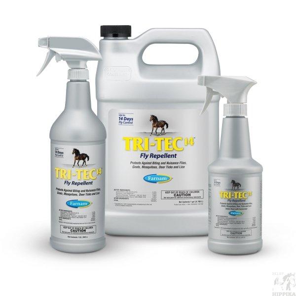 Środek przeciw owadom TRI-TEC 14™ FLY REPELENT 946ml
