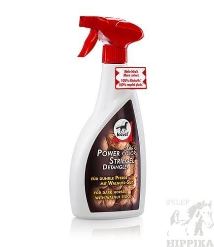 LEOVET Silkcare Striegel do ciemnych włosów 550 ml
