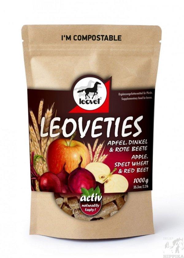 LEOVET Leoveties smakołyki dla koni RÓŻNE SMAKI