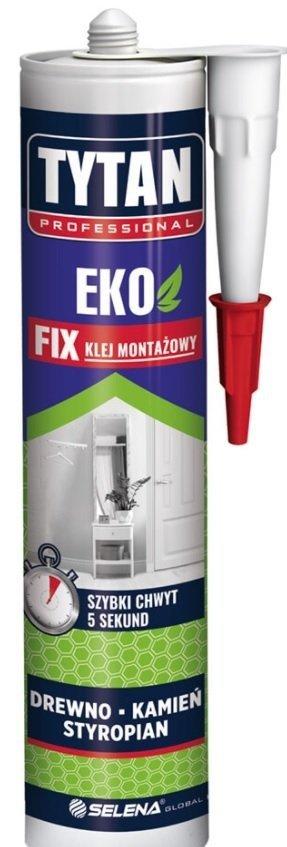 TYTAN EKO FIX Klej montażowy ekologiczny 290 ml